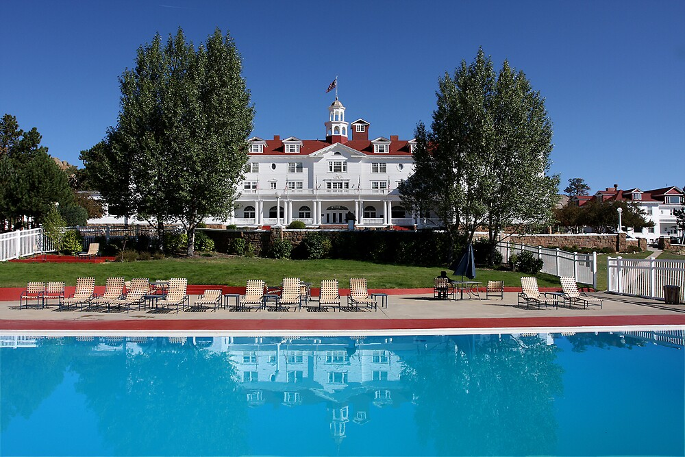 Stanley Hotel by Steve  Taylor