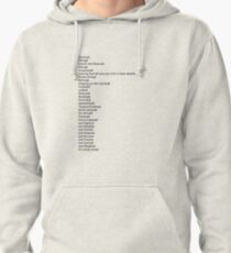 Camp Campbell Camp Activities Pullover Hoodie