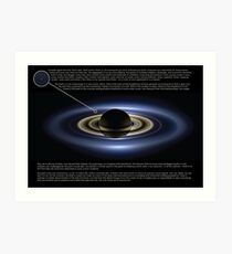 Pale Blue Dot Art Print