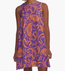 South Carolina - Floral A-Line Dress