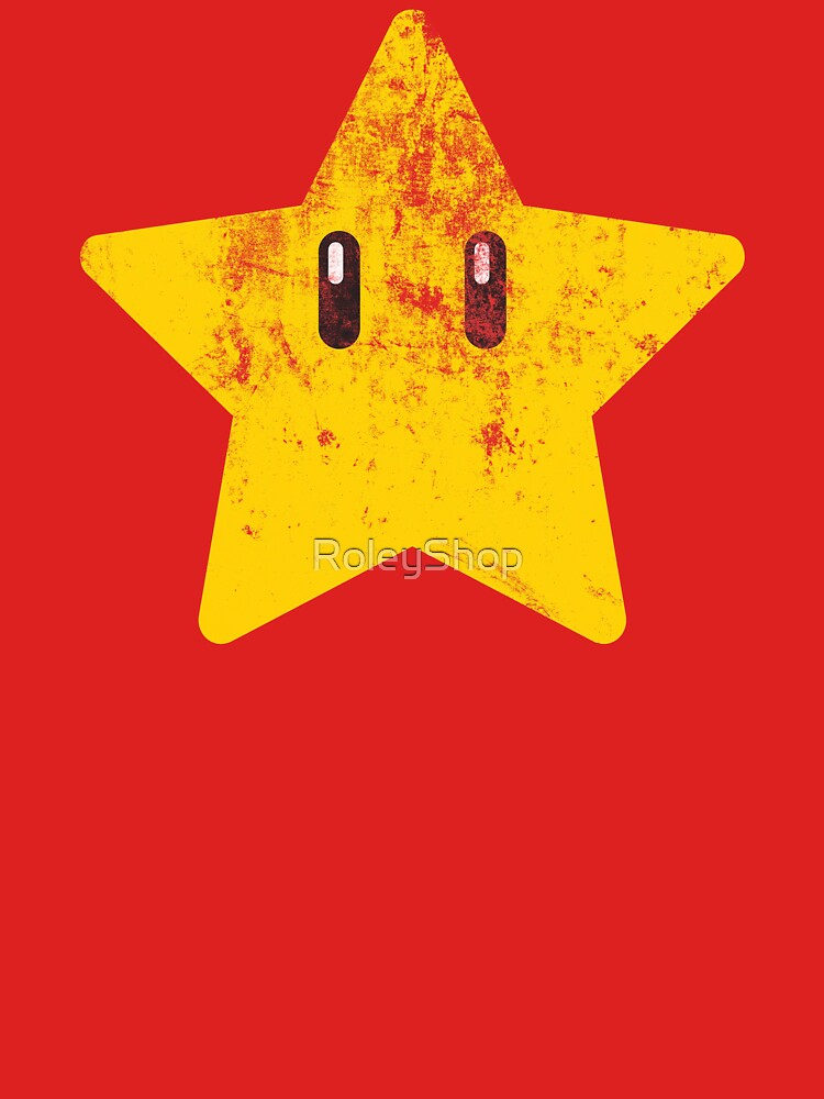 Star Shirt by RoleyShop