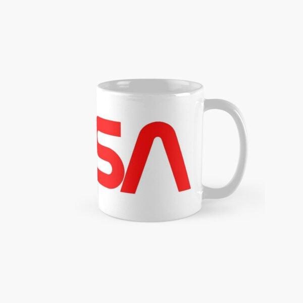 NASA Worm Logo Classic Mug
