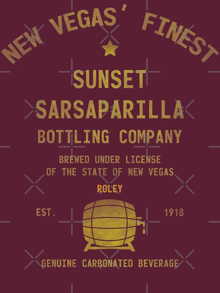 Sunset Sarsaparilla by RoleyShop