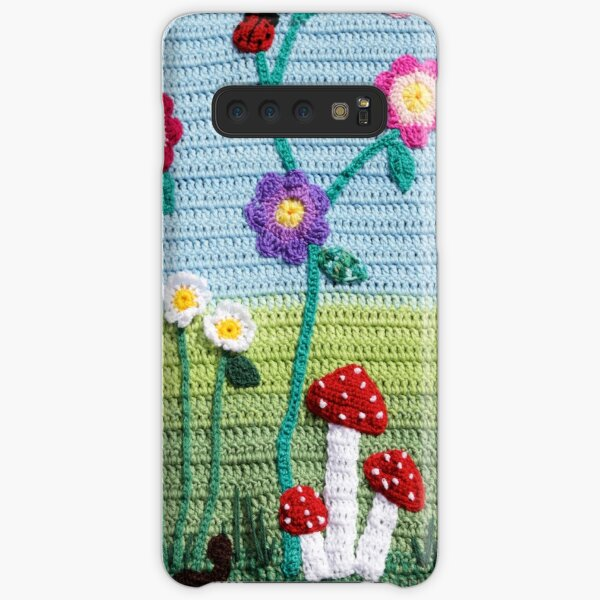 Garden of Imagination Toadstools Samsung Galaxy Snap Case