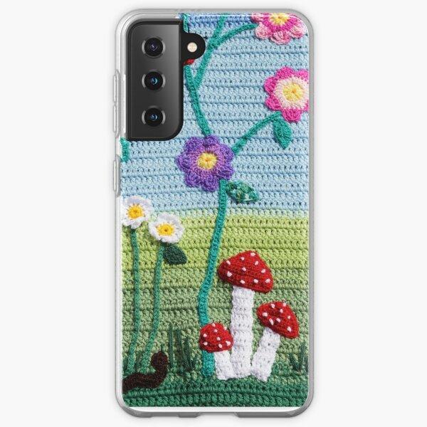 Garden of Imagination Toadstools Samsung Galaxy Soft Case