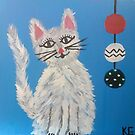 Playful Kitty by Kamira Gayle