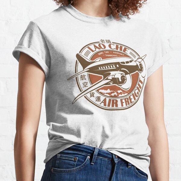 Lao Che Air Freight White Classic T-Shirt