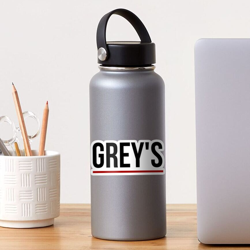 grey's  Sticker