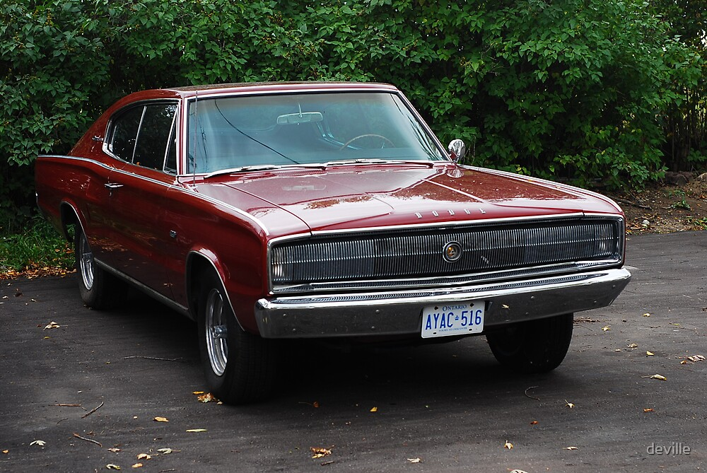 1966 Dodge Charger by deville
