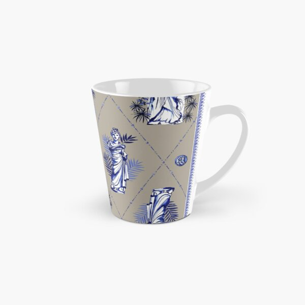 Indigo Grecian Goddess (Kraft) Tall Mug