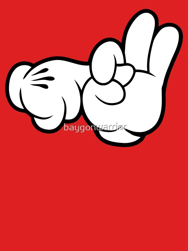 Funny Fingers. | Unisex T-Shirt