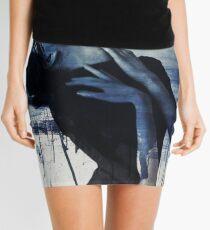 Blue oblivion... Mini Skirt