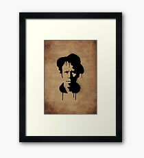 Waits Framed Print