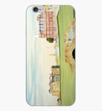 St Andrews Golf Course Scotland - R&A iPhone Case
