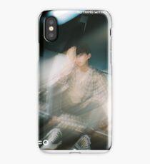 hwang minhyun iPhone Case/Skin