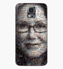 Mary McDonnell Major Crimes Mosaic Case/Skin for Samsung Galaxy