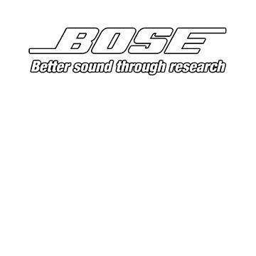 Bose White  by tenerson