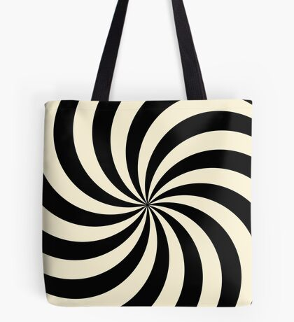 NDVH Circle Two - cream Tote Bag