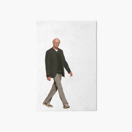 Larry David - 3 Art Board Print