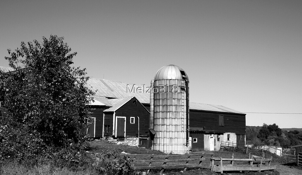 The Old Farm III by Melzo318