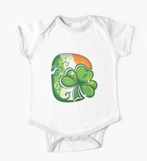 Clover - St Patricks Day Kids Clothes