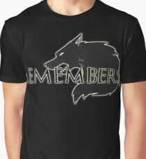 Remembers Graphic T-Shirt
