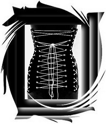 the depth of a corset by tara chappel