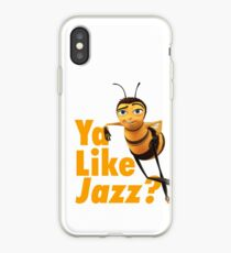 Ya Like Jazz? iPhone Case