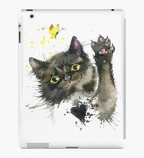 kitten iPad Case/Skin