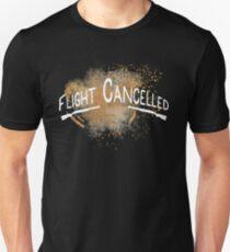 Flight Cancelled Skeet Trap Shooting Unisex T-Shirt