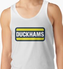 Duckhams Motor Oil Tank Top