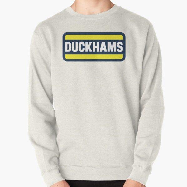 Duckhams Motor Oil Pullover Sweatshirt