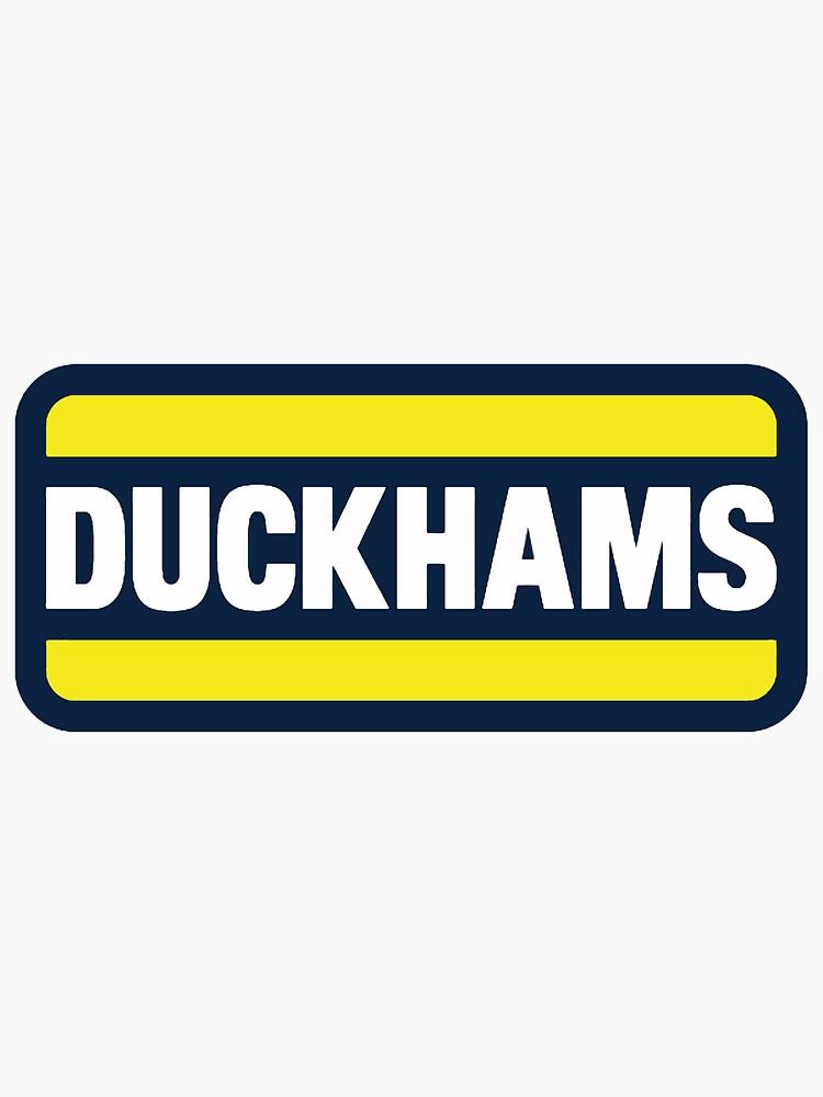 Duckhams Motor Oil by JustBritish