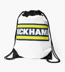 Duckhams Motor Oil Drawstring Bag