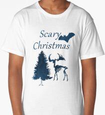 Scary Christmas Long T-Shirt
