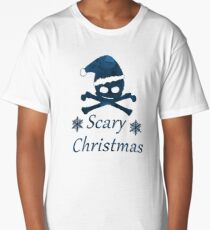 Scary Christmas Long T-Shirt
