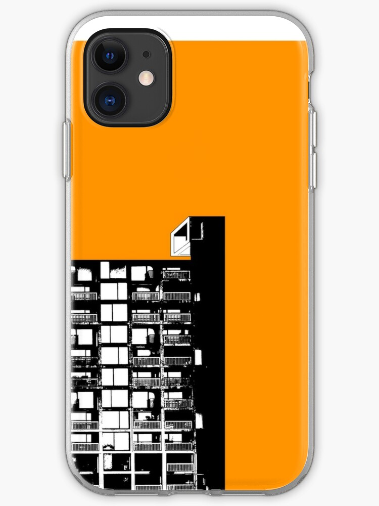 Trellick Tower iPhone 11 case
