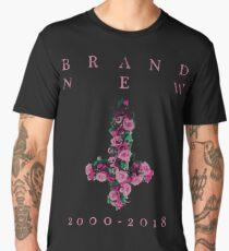 Brand New Farewell Cross  Men's Premium T-Shirt