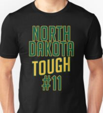 North Dakota State Bison #11 Eagles Tough T-Shirt