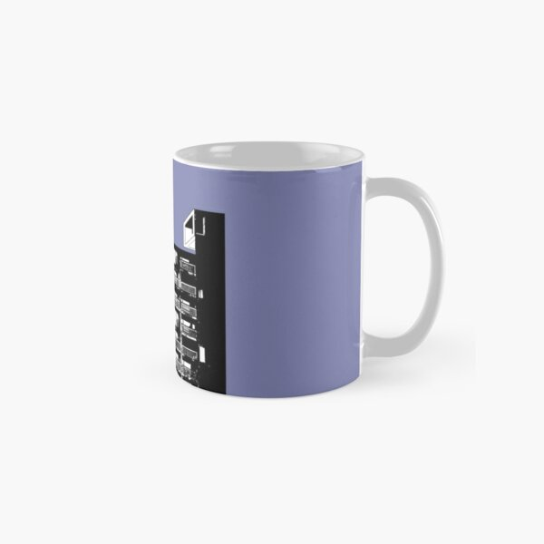 Facing The North -Lilac Classic Mug
