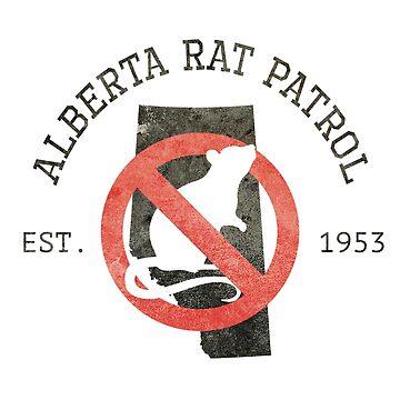 Alberta Rat Patrol by mrkylematz