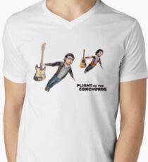 Flight of the Conchords Men's V-Neck T-Shirt