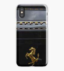Ferrari Gold iPhone Case