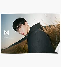 MONSTA X (몬스타엑스) DRAMARAMA - Wonho (원호) Poster