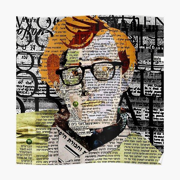 Woody Allen Póster