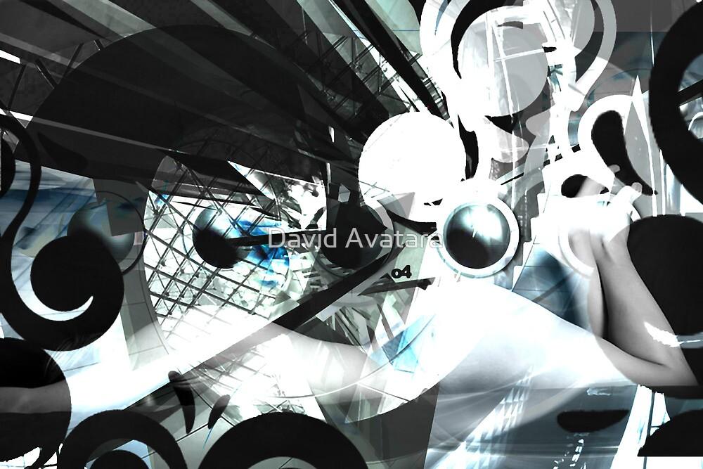 Inspired Again II by David Avatara