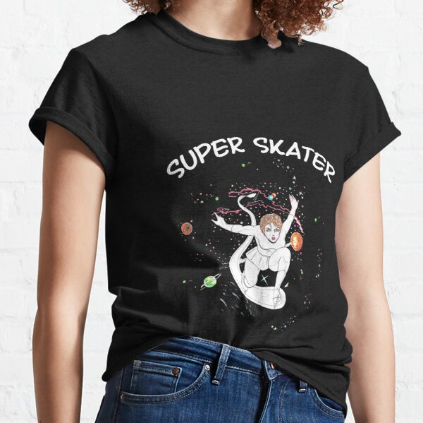 Super Skater  Classic T-Shirt