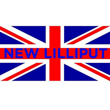 Brexit Britain - the new Lilliput by BigRedDot