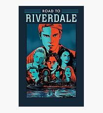 RIVERDALE Photographic Print