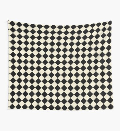 NDVH Creme diamond Wall Tapestry
